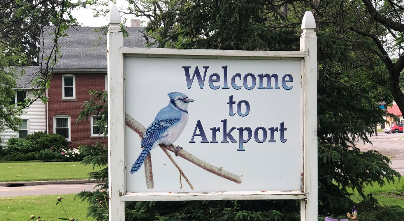 Welcome to the Village of Arkport